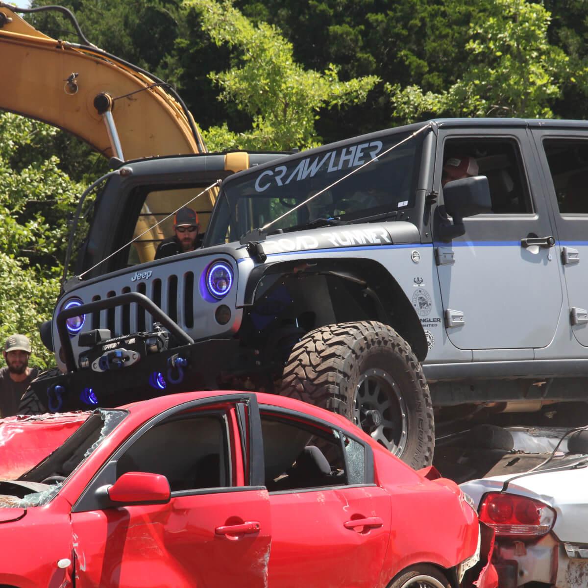 Jeep on Cars